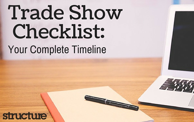 Trade Show Checklist & Timeline: Everything You Need to Know