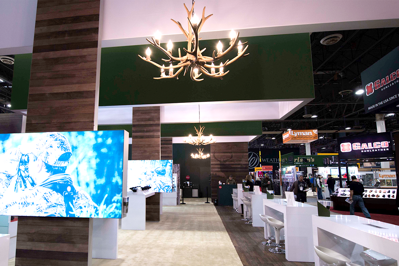 Trade Show Marketing Company In Las Vegas Custom Exhibit Manufacturers