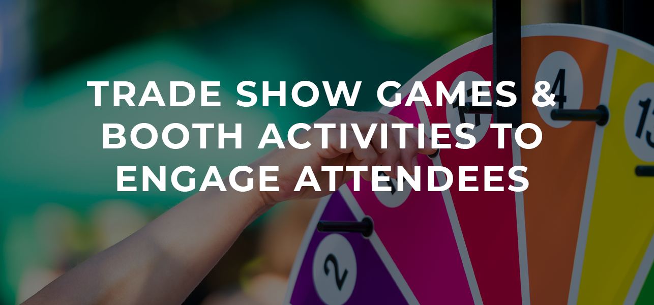 Trade Show Booth Game Ideas : Trade show games & booth activities to engage attendees structure