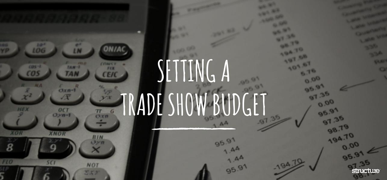 how-to-set-trade-show-budget